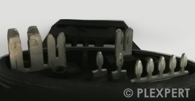 Part Insert in Plastic Industry