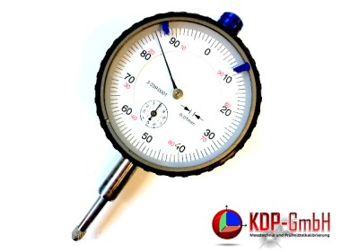 Dial Gauge in Plastic Industry by KDP