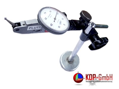 Lever Gauge in Plastic Industry by KDP