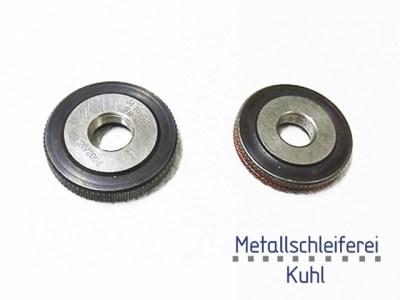 螺纹量规 (Thread Ring Gauge) 用于塑料工业 - 在塑料工业中使用的螺纹量规