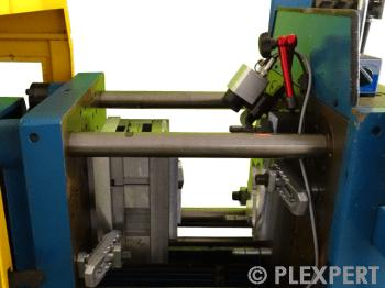 IR-ThermalSystem ในอุตสาหกรรมพลาสติก