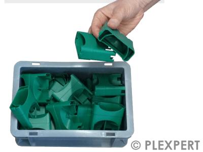 ขนาดตัวอย่าง (Sampling size) ในอุตสาหกรรมพลาสติก