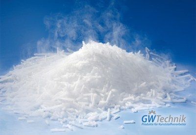 Dry Ice in Plastic Industry by GWT
