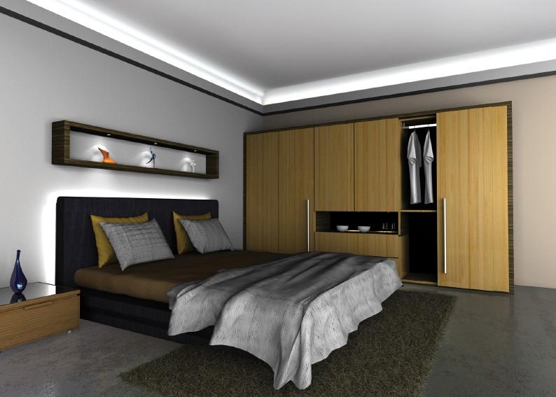 Kies de juiste ledlamp voor in de slaapkamer badkamer en