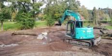 Landscaping - speeltuinen - loonbedrijf van den Berg - Foxwolde