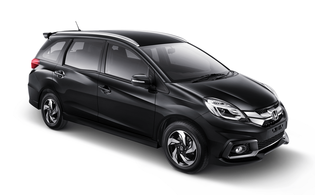 Mobilio RS U2013 The Fancier MPV