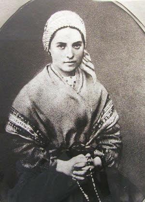Santa Bernadette Subirous