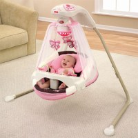 Butterfly Cradle Baby Swing Offers An Excellent Place Of ...