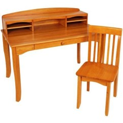 Kidkraft Avalon Chair High Back Swivel Chairs Kids Desk With Hutch : Your Children Will Love Those Little Cubbies In The ...