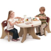 Modern Step2 Table and Chairs Set Offers Great Size ...