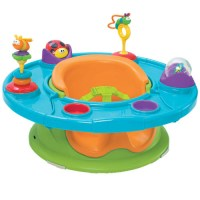 Summer Infant 3-Stage Super Seat For Growing Infant ...