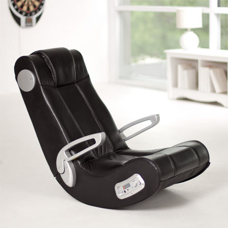x rocker gaming chair swivel lounge gives comprehensive experience to your