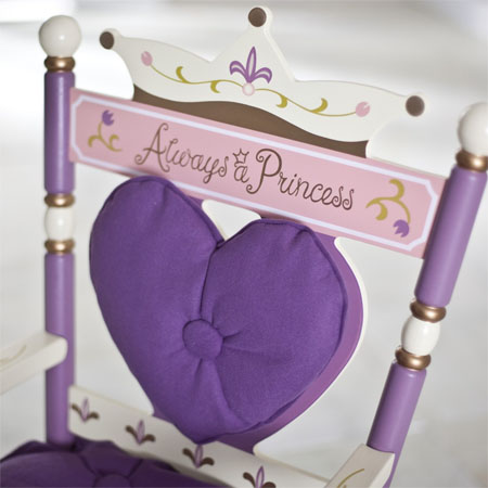 Your Little Girl Becomes a Princess While Riding the Royal