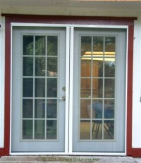 Retractable Screens for French Doors