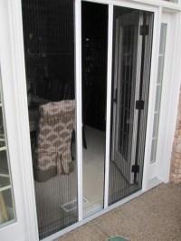 French Doors - Retractable Screen Door by Screen Solutions ...