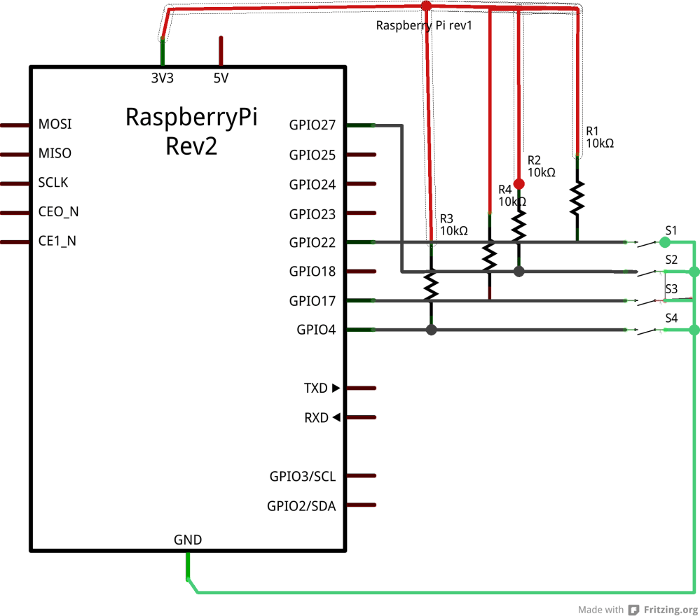 medium resolution of raspberry pi project ideas how i built call mom button circuit diagram raspberry pi 2
