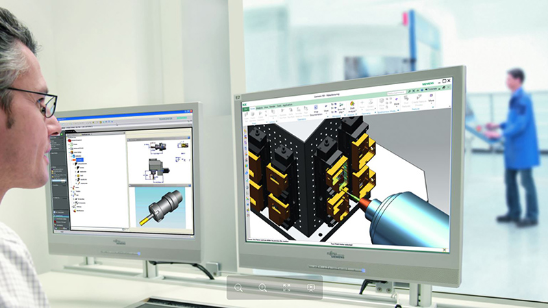 模具和夾具設計 | Siemens Digital Industries Software