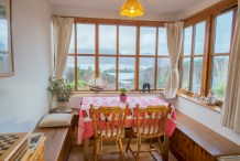 Kishore Dining Room View