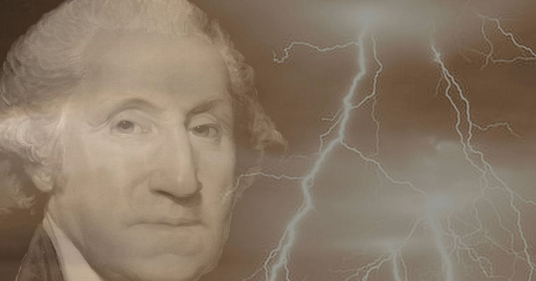 George Washington's Superhero Origin Story