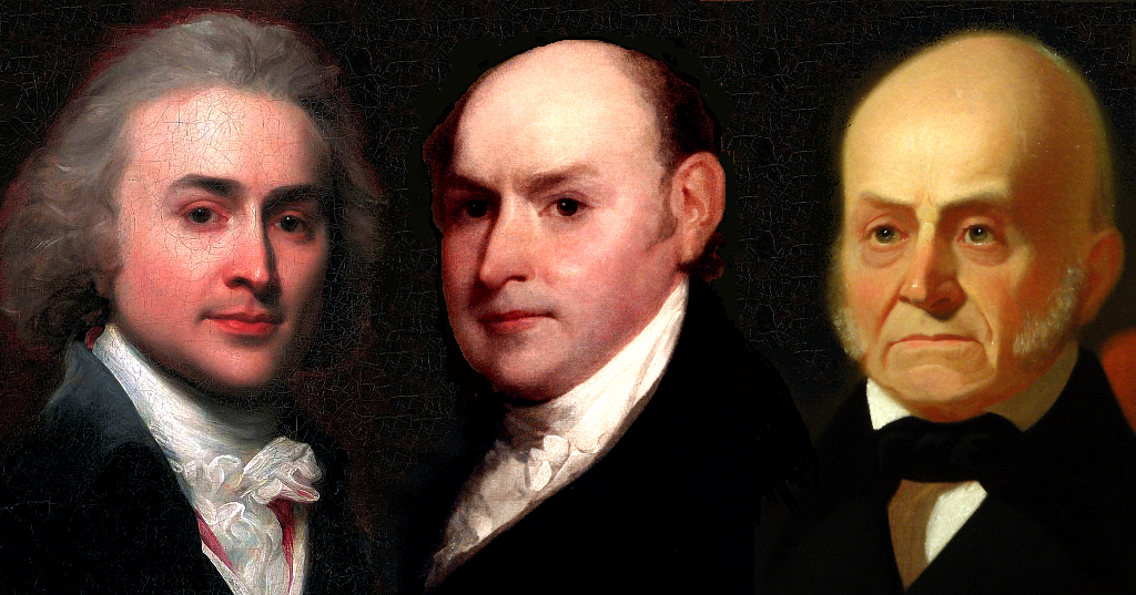 Why I Love John Quincy Adams: An Open Letter To My Wife