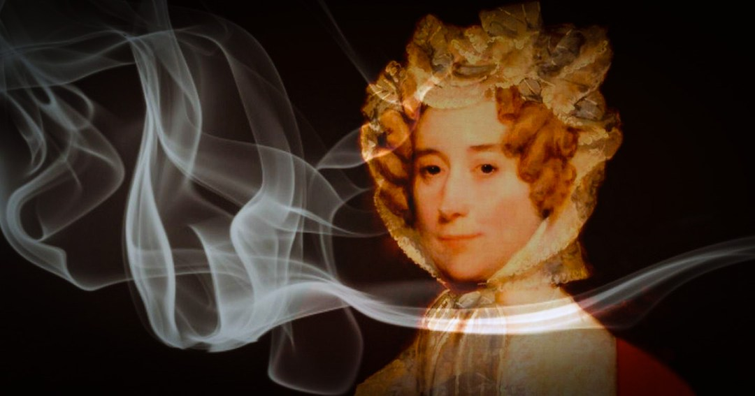 A First Lady's 200-Year-Old Anti-Smoking Campaign