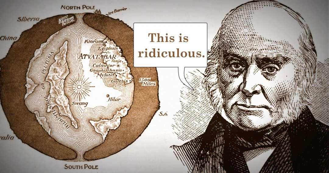 John Quincy Adams and the Mole People Myth