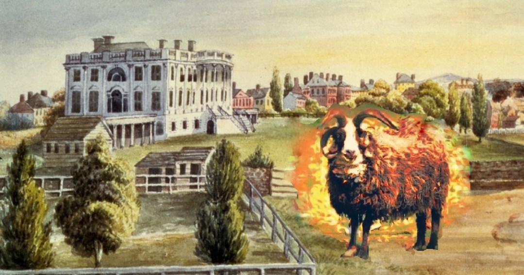 Thomas Jefferson's Deadly Lust For Wool