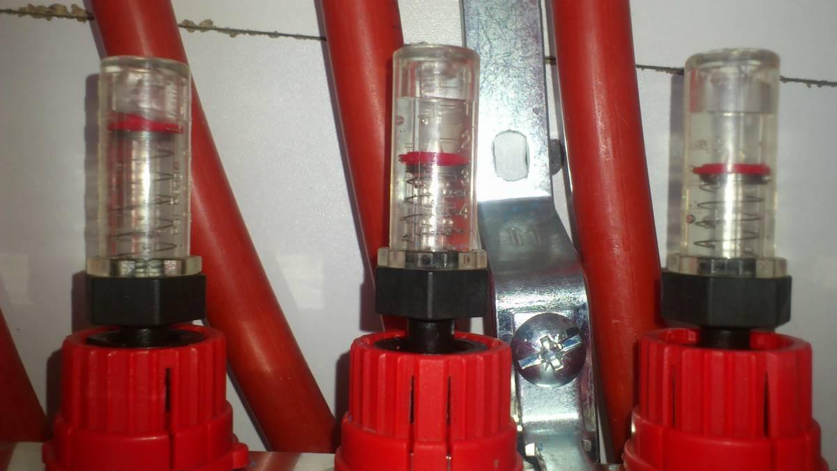 Pas Assez D Eau Debitmetre Circulateur Gialix 12ma Confort Page 1 Sol Chauffant Plombiers Reunis