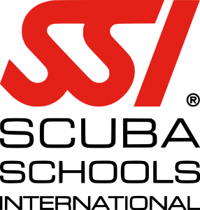 Le logo de SSI - Scuba Schools International