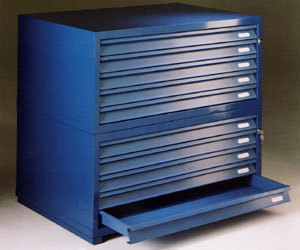 Horizontal Planfiling Cabinets  Superdrawer 50 Horizontal