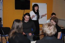 Тренинг Ларисы Плотницкой