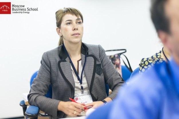 Лариса Плотницкая-семинар МБШ-Главный экономист-1