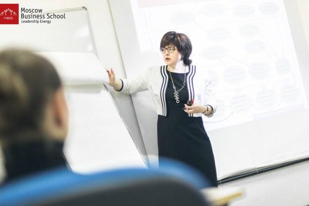 Лариса Плотницкая-семинар МБШ-Главный экономист-Руководитель ПЭО