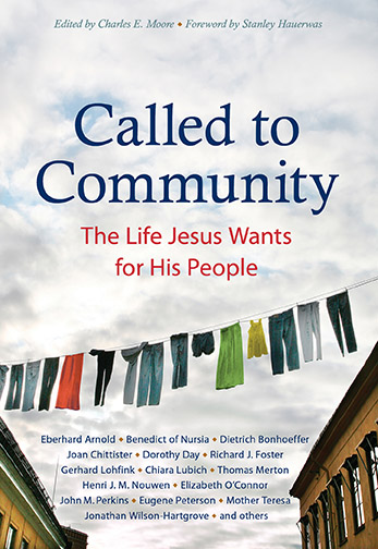 cover of called to community book