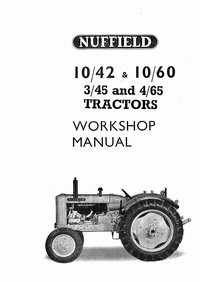 Plough Book Sales: Nuffield & Leyland
