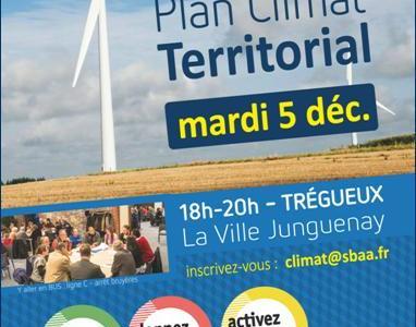 Saint-Brieuc Armor Agglomération lance son Plan Climat-Air-Énergie Territorial