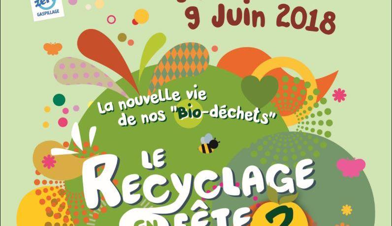 Samedi 9 juin: Le recyclage en fête