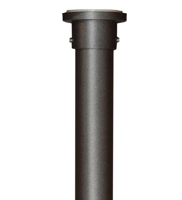 Spring Tension Curtain Rod Set 86 -144 Plowhearth