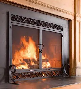 all fireplace screens plowhearth