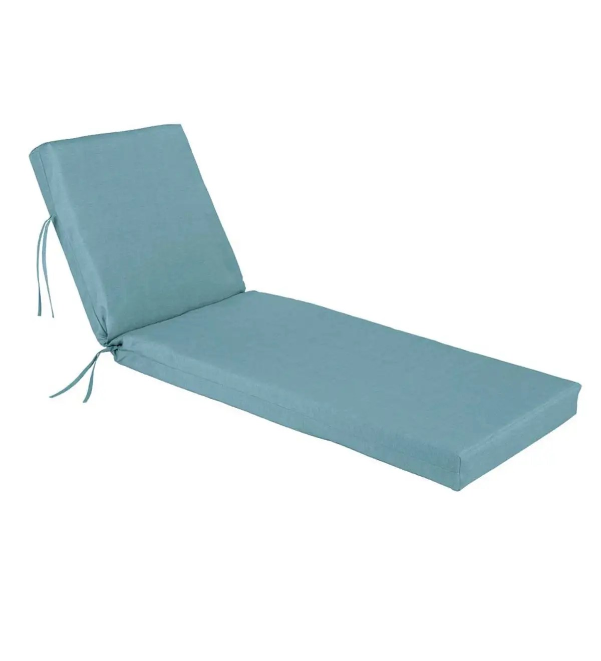 lounge chair cushions cheap waiting room chairs with arms shenandoah outdoor chaise cushion plowhearth