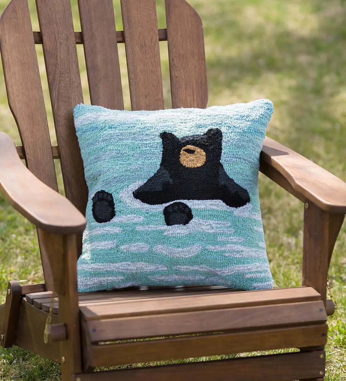 https www plowhearth com en decorative pillows indoor outdoor woodland hooked pillow with squirrel p p 53s7s