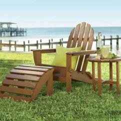 Poly Wood Adirondack Chairs Oversized Furniture Plowhearth