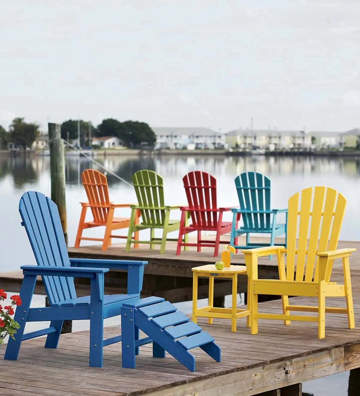 adirondack chairs made in usa kitchen table chair sets under 200 poly wood the more ways