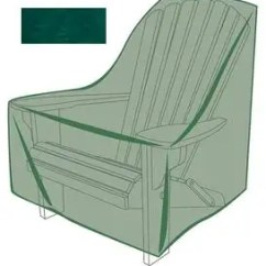 Chair Covers For Garden Furniture Chez Lounge Outdoor Plowhearth Cover Adirondack