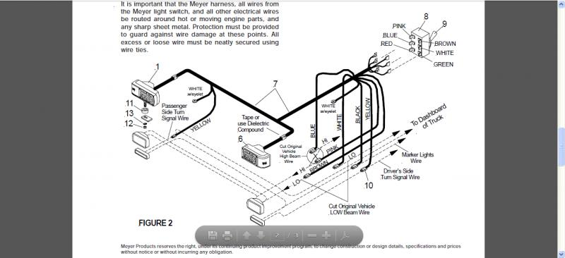 2004 Boss V Snow Plow Wiring Diagram
