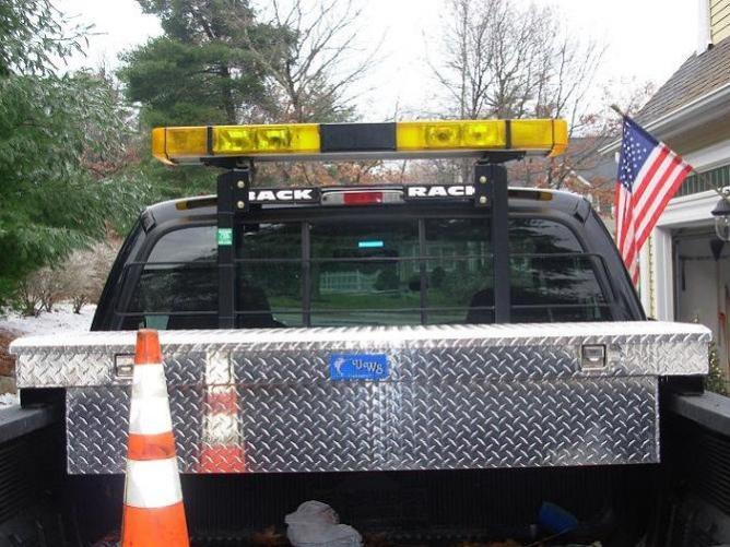 light bars back racks etc the