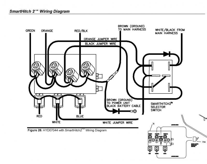 boss v plow valve body wiring diagram