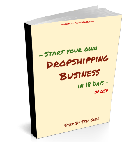 Start a Dropship Businesscover