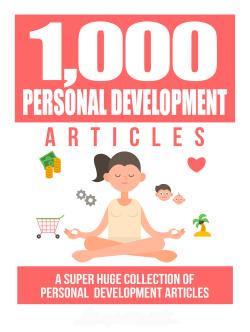 1,000_Personal_Development_Art