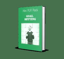 Goal Setting PLR mini Pack